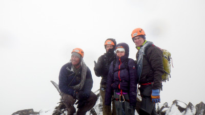 Teton Climb