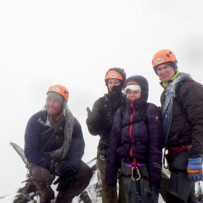 Summit of The Enclosure